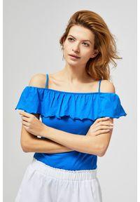 Niebieska bluzka MOODO