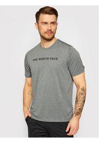The North Face Koszulka techniczna Tnl Tee NF0A3UWV Szary Regular Fit. Kolor: szary