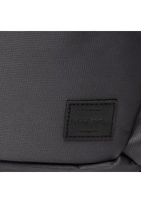 Szara torba na laptopa Lanetti