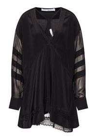 Czarna sukienka IRO na co dzień, casualowa #5