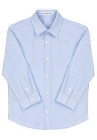 Niebieska koszula Calvin Klein Jeans