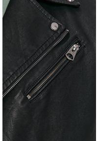 Only & Sons - Ramoneska. Okazja: na co dzień. Kolor: czarny. Styl: casual
