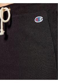 Czarna spódnica mini Champion