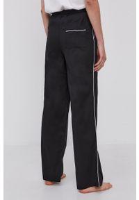 Karl Lagerfeld - Spodnie piżamowe. Kolor: czarny