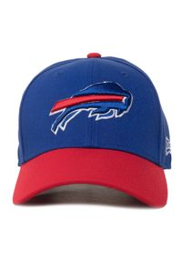New Era - Czapka z daszkiem NEW ERA - NFL The Leauge Bufbil T 10517892 Granatowy. Kolor: niebieski. Materiał: materiał, poliester
