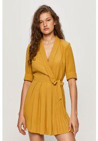Sukienka only rozkloszowana, mini