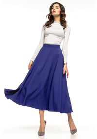 Niebieska długa spódnica Tessita
