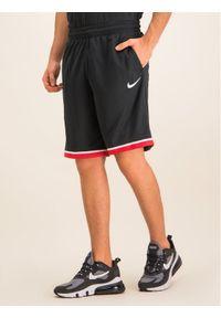 Czarne spodenki sportowe Nike Dri-Fit (Nike)