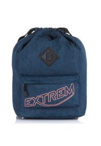 Niebieski plecak EXTREM