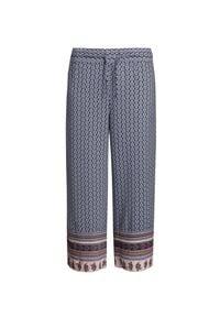 Deha - Spodnie DEHA EXPRESSION. Materiał: tkanina. Wzór: nadruk, aplikacja. Sezon: lato