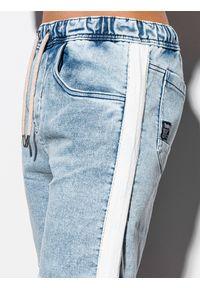 Szorty Ombre Clothing z aplikacjami, krótkie