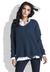 Niebieski sweter Fobya