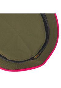 Vans - Kapelusz VANS - Wm 66 Supply Bucket VN0A4S91BLK1 Black. Kolor: czarny, zielony, wielokolorowy. Materiał: nylon, materiał