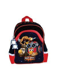 St. Majewski Plecak szkolno-wycieczkowy Angry Birds. Styl: wakacyjny