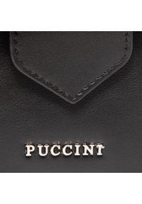 Czarna listonoszka Puccini