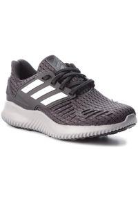 Czarne buty do biegania Adidas z cholewką, Adidas Alphabounce