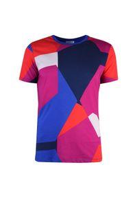 Bikkembergs T-Shirt. Okazja: na co dzień. Materiał: tkanina. Styl: casual