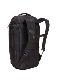 Czarny plecak na laptopa THULE