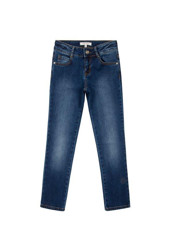 Niebieskie jeansy TwinSet