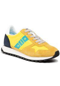 Blauer Sneakersy S1DAWSON01/NYS Żółty. Kolor: żółty