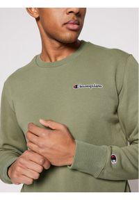 Champion Bluza 215931 Zielony Comfort Fit. Kolor: zielony