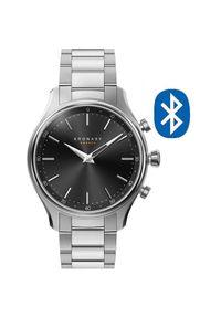 Kronaby Połączony wodoodporny zegarek A1000-2750 szekli. Styl: retro