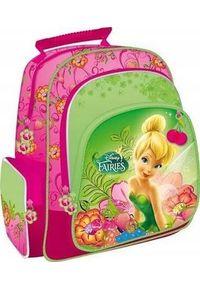 Patio Plecak Szkolny Wróżki Dzwoneczek Disney A4. Wzór: motyw z bajki