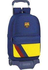 Niebieski plecak