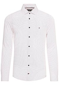Koszula casual Tommy Hilfiger Tailored z nadrukiem