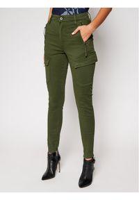 Zielone spodnie materiałowe G-Star RAW