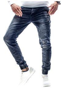 Czarne spodnie Recea klasyczne