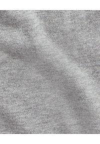 Ralph Lauren - RALPH LAUREN - Szara koszula Featherweight Mesh. Typ kołnierza: button down, polo. Kolor: szary. Materiał: mesh. Długość rękawa: długi rękaw. Długość: długie. Wzór: haft. Styl: klasyczny