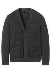Szary sweter bonprix melanż
