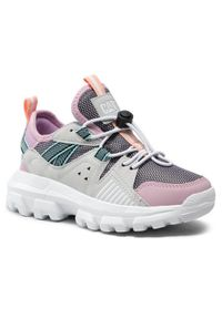 CATerpillar Sneakersy Raider CK164848 Różowy. Kolor: różowy