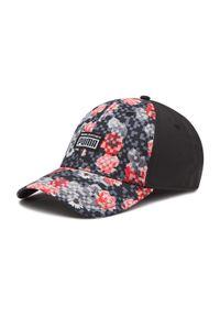 Czarna czapka z daszkiem Puma