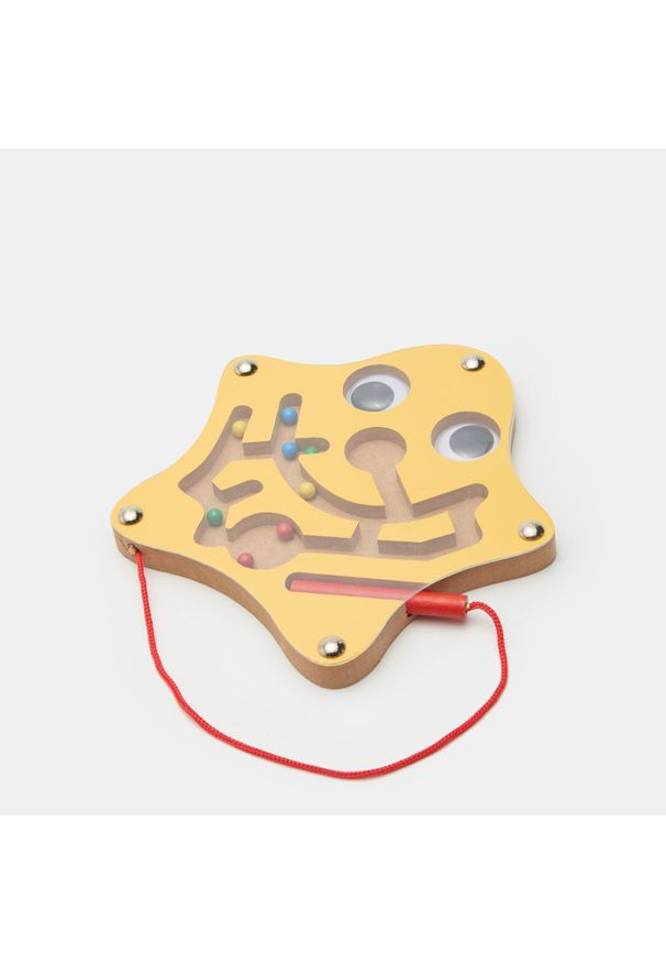 Sinsay - Zabawka edukacyjna - Żółty. Kolor: żółty