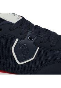 U.S. Polo Assn - Sneakersy U.S. POLO ASSN. - Nobil NOBIL4116S1/TH1 Dkbl/Red. Okazja: na co dzień. Kolor: niebieski. Materiał: skóra, skóra ekologiczna, materiał. Szerokość cholewki: normalna. Styl: sportowy, casual #2
