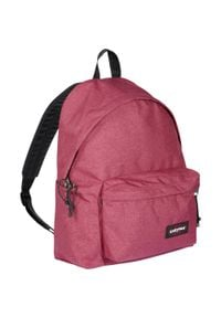 Eastpak - Plecak miejski Padded 24L. Kolor: różowy. Materiał: poliamid, poliester