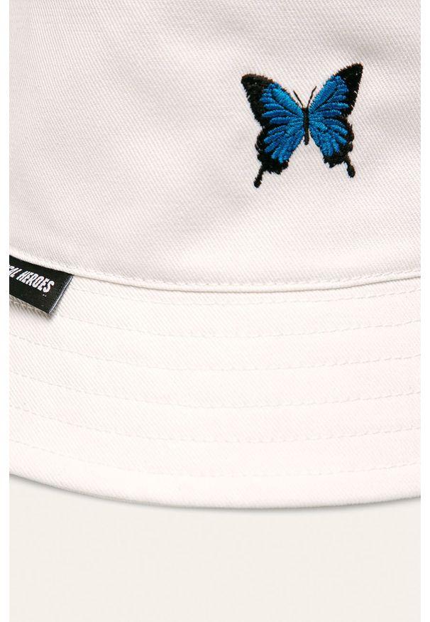 Biały kapelusz Local Heroes