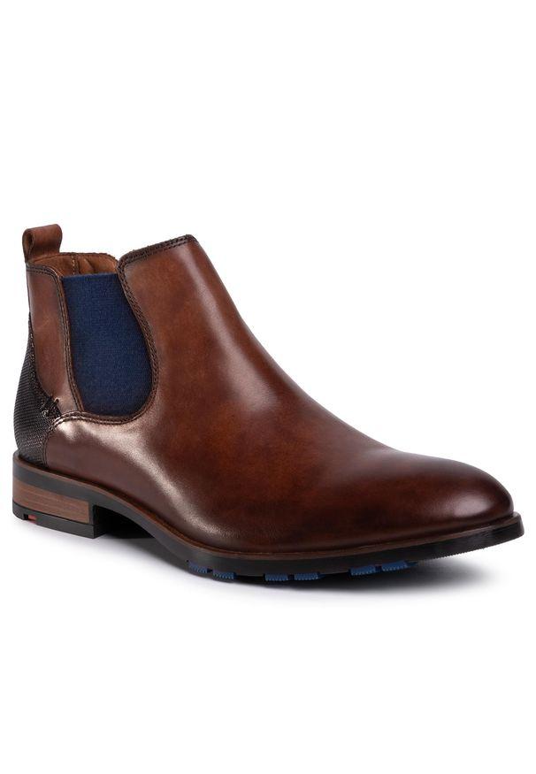 Brązowe buty wizytowe Lloyd klasyczne