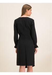 iBlues Sukienka koktajlowa 72262996 Czarny Regular Fit. Kolor: czarny. Styl: wizytowy #3