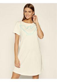Emporio Armani Underwear Koszula nocna 164332 0P255 00110 Biały Regular Fit
