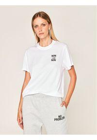 Biały t-shirt IRO