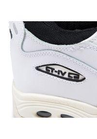 Globe - Sneakersy GLOBE - Ct-IV Classic GBCTIVC Vintage White 11786. Okazja: na co dzień. Kolor: biały. Materiał: skóra ekologiczna, skóra. Szerokość cholewki: normalna. Styl: vintage
