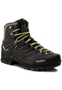 Salewa Trekkingi Rapace Gtx GORE-TEX 61332-0960 Granatowy. Kolor: czarny, niebieski, wielokolorowy. Technologia: Gore-Tex. Sport: turystyka piesza
