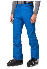 Rossignol - ROSSIGNOL Spodnie narciarskie SKI PANT marine. Sport: narciarstwo