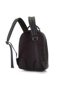 Czarny plecak Wittchen z aplikacjami