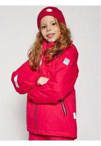 Różowa kurtka Reima na zimę