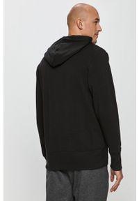 Calvin Klein Underwear - Bluza piżamowa. Kolor: czarny. Długość: długie