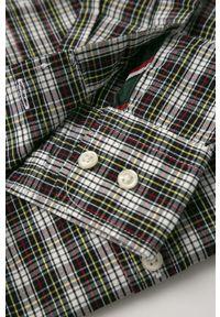 Wielokolorowa koszula TOMMY HILFIGER button down, na co dzień